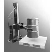 Gerbeur manuel de fût - Manipulation de fûts inox ou plastique - charge max. 250 kg