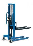 Gerbeur manuel en tôle d'acier - Charge (kg) :  500 - 1000
