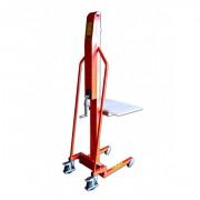 Gerbeur manuel positionneur de travail - Capacité : 100 - 200 kg