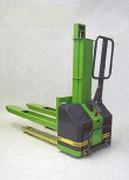 Gerbeur manuel professionnel - Capacité : 600 Kg - Hauteur de chargement : 950 mm