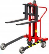 Gerbeur manuel tout terrain - Charge maximale d'utilisation : 250 kg