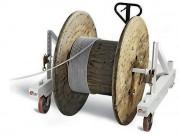 Gerbeur porte bobine - À support axe
