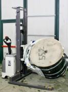 Gerbeur retourneur de bobine - Manipulateur retourneur de bobine