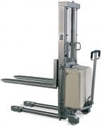 Gerbeur semi éléctrique 12V - Capacités de charge : 1000 - 1200 - 1500 kg