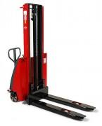 Gerbeur semi-électrique ergonomique - Capacités de charge : de 1000 kg à 1200 kg