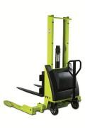 Gerbeur semi electrique pour professionnel - Capacité de charge : 1000 kg