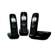 Gigaset AS470A Trio - Pack de 3 téléphones sans fil