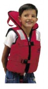 Gilet de canoe pour enfant - Gilet pour enfants 100 newtons