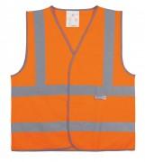 Gilet de signalisation en polyester Taille L à XXL - Tailles : L - XL - XXL