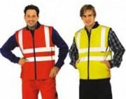 Gilet fluorescent - Tailles disponibles : De S à XXXXL