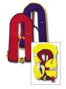 Gilet gonflable pour sport nautique - Spécial utilisations professionnelles et industrielles