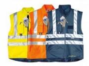 Gilet haute visibilité en polyester - Tailles disponibles : Du S au XXXXL