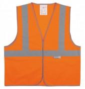 Gilet maille fluorescente - Tailles : L - XL - XXL