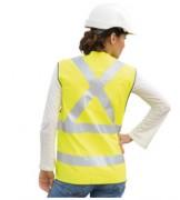Gilet non feu fluorescent - Tailles : L -  XL