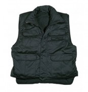 Gilet reporter grand froid - 35% coton 65% polyester - Taille S à XXXL