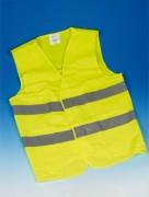 Gilet sécurité ORANGE - [ref 302] Norme EN 471