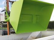 Godet à vrac pour chariot élévateur - Capacité de 1.1 à 3 m3