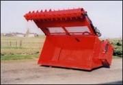 Godet dessileur pour tracteur - Dessilage et distribution