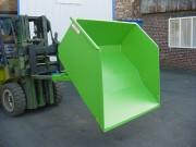 Godet pelle chargeuse - Godet d'une capacité de 250 à 1000 litres