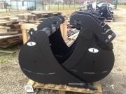 Godet rétro HD pour mini pelle 9 à 11 tonnes - Godet pelleteuse pour travaux de terrassement, excavation