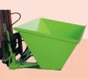 Godet vrac hydraulique - Volume de 0.5 à 1.1 m3  -  Prise directe sur fourches