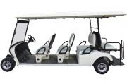 Voiturette de golf 8 places - Golfette 8 places ou 6 places + bagages