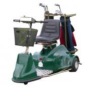Golfette électrique 300 kg - Autonomie : De 27 à 36 trous selon terrain