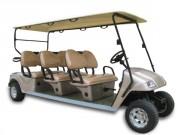 Golfette électrique 6 places - 6 places