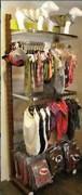 Gondole pour textile