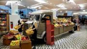 Gondole présentoir pour magasin - Hauteur : de 140 à 300 cm - Profondeur : 37-47-57 cm