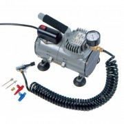 Gonfleur compresseur éléctrique - Manomètre intégré