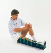 Gouttière jambe adulte - Longueur 100 cm - Largeur 40 cm
