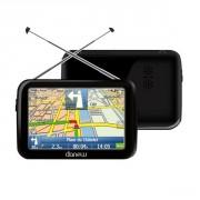 GPS Poids Lourds Danew GS320p Europe - GPS spécial poids lourd avec prise en compte du gabarit - Récepteur TNT.