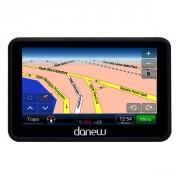GPS Poids Lourds Danew GS510p Europe - GPS spécial poids lourd avec prise en compte du gabarit - Ecran 5''.