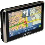 GPS pour Poids Lourds- Europe - GPS spécial poids lourd avec prise en compte du gabarit - Ecran 4.3''.