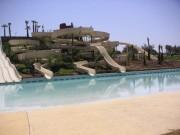 Grand toboggan rapide pour piscine - Pour piscines à vagues et à surf