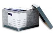 Grande caisse pour archives ultra résistante R-KIVE dim 336x288x377 - R-KIVE