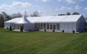 Grandes tentes événementielles - Longueurs (m) : 10 à 60