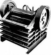 Gravillonneur à mâchoire - Poids de 1000 à 5000 kg
