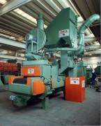 Grenailleuse à turbine pour marbre - Pour produits : Béton - Pierre - Marbre - Granit