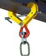 Griffe d'accrochage sur profilés avec serrage - GP