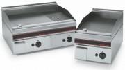 Grill à gaz en acier inox - Surface utile : 345 x 510 mm