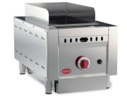 Grill barbecue à gaz professionnel - Dimension (L x P x H) mm : Jusqu'à 1145 x 635 x 415