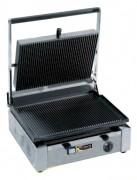Grill panini électrique - Puissance : 230 V - 2100 W - Dimensions des plaques : 355 x 255 mm