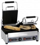 Grill panini électrique double - Puissance : 2 900 W / 230 V