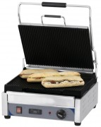Grill panini grand - Puissance : 2 400 W / 230 V