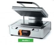 Grill panini professionnel - Puissance (W) : de 3000 - 3400
