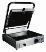Grill vitrocéramique rainurée - Surface utile (mm) : 335 x 280