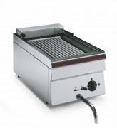 Grille à vapeur électrique inox - Puissance (W) : 4000