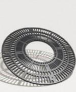 Grille Agora ronde diamètre 1520 mm - Grilles & corsets d'arbres